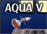 Aqua V.Screen Saver v1.30e